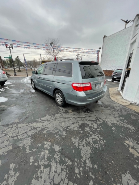 Honda Odyssey 2007 price $4,499