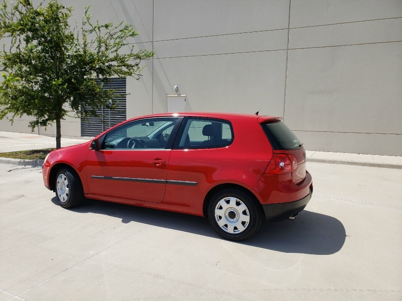 Volkswagen Rabbit 2007 price $4,500