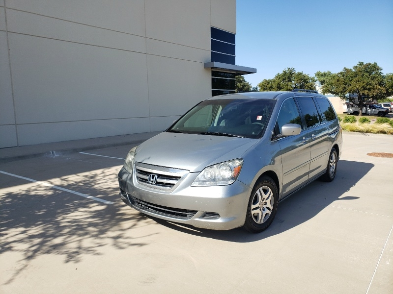 Honda Odyssey 2007 price $4,900