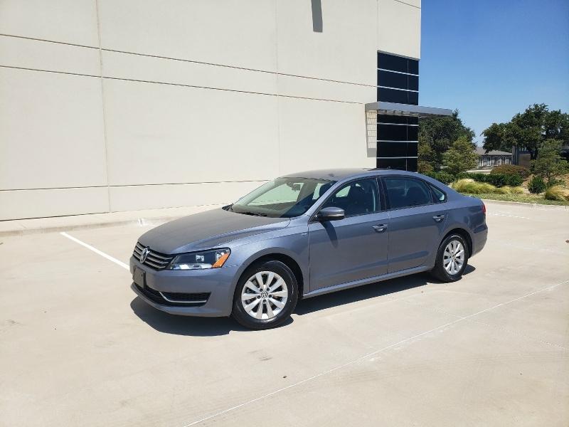 Volkswagen Passat 2015 price $7,900