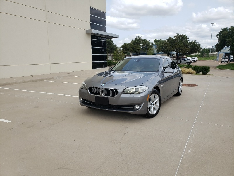 BMW 5-Series 2012 price $8,400