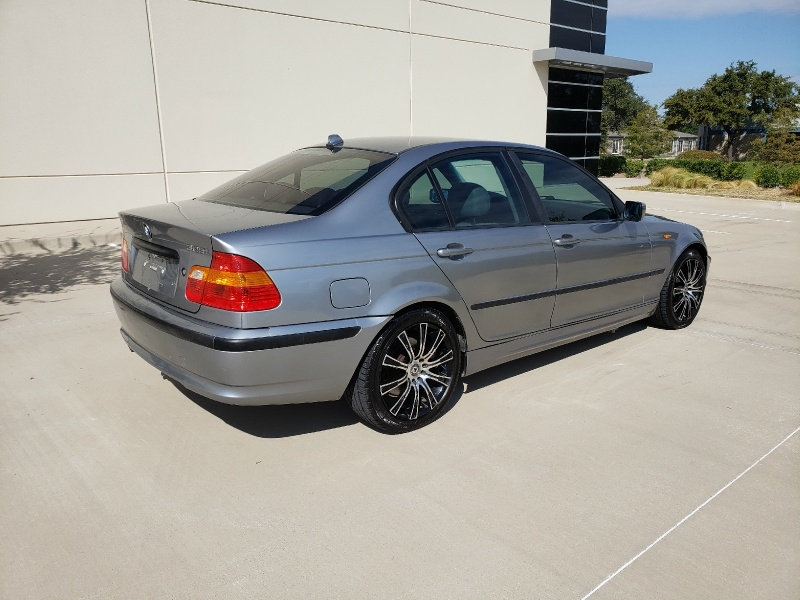 BMW 3-Series 2005 price $4,200