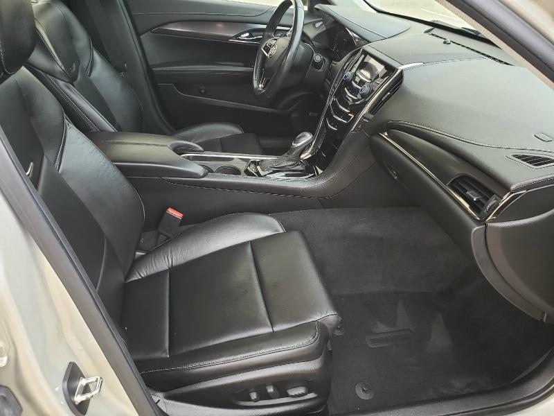 Cadillac ATS 2013 price $9,400