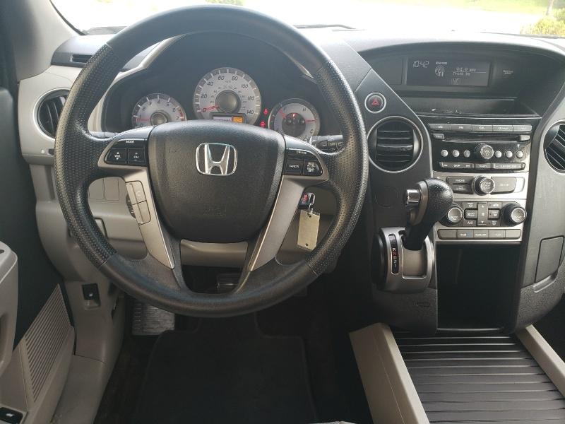 Honda Pilot 2012 price $10,400