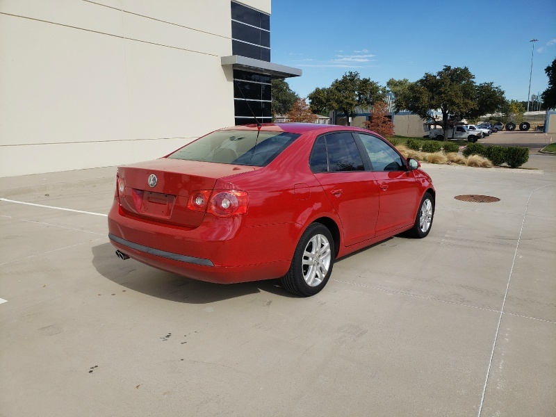 Volkswagen Jetta Sedan 2007 price $3,900