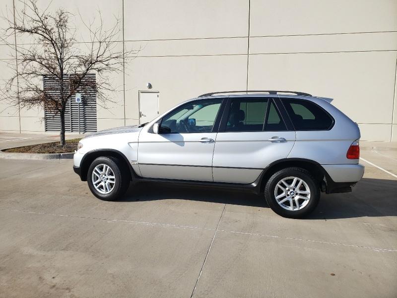 BMW X5 2005 price $6,400