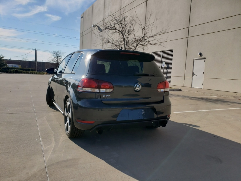 Volkswagen GTI 2012 price $7,900