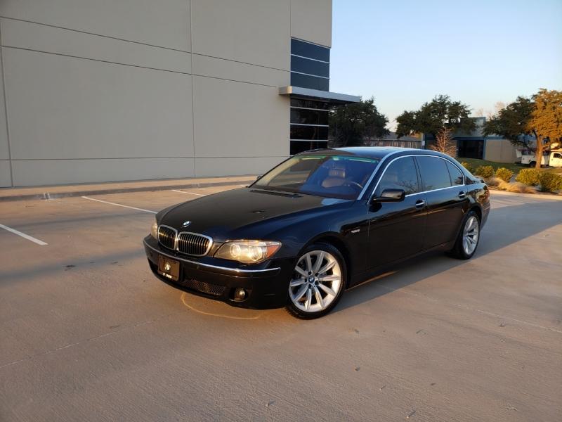 BMW 7-Series 2007 price $7,900