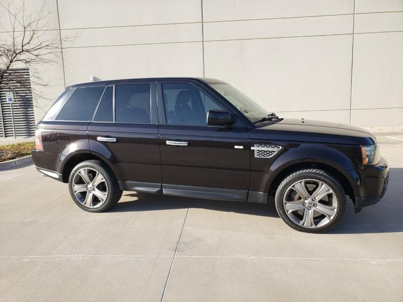 Land Rover Range Rover Sport 2010 price $13,900
