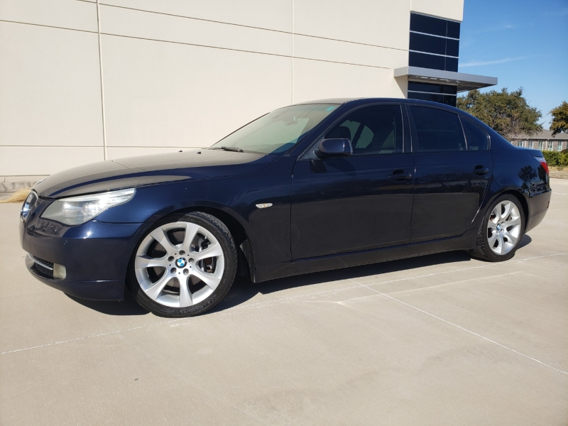 BMW 5-Series 2010 price $7,900