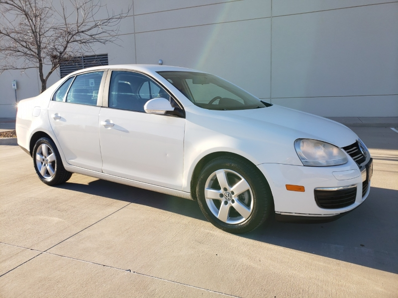 Volkswagen Jetta Sedan 2008 price $4,900