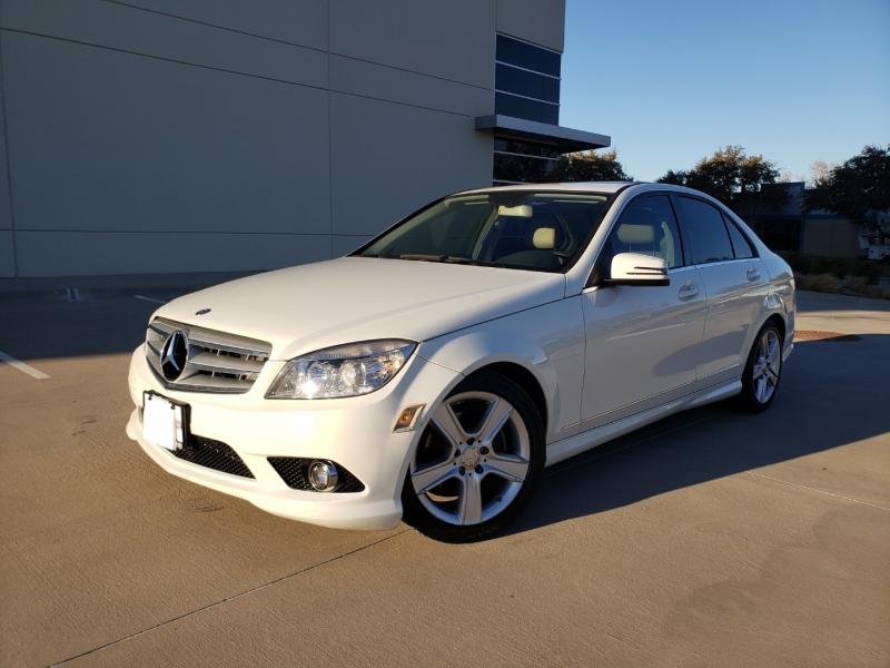 Mercedes-Benz C-Class 2010 price $8,400