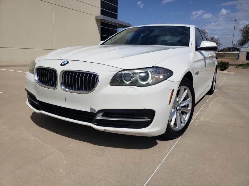 BMW 5-Series 2014 price $10,900
