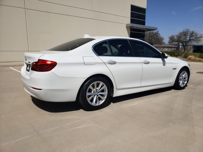 BMW 5-Series 2014 price $10,900