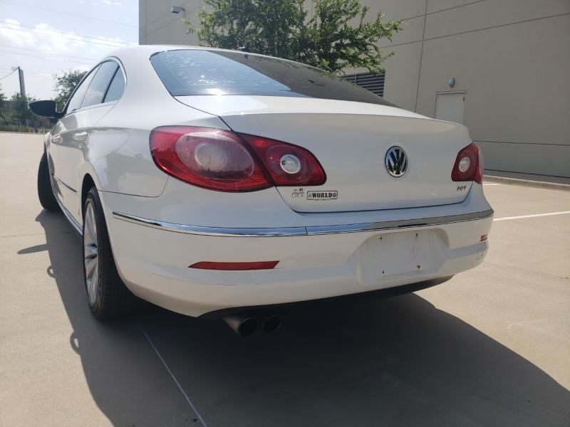 Volkswagen CC 2011 price $6,900