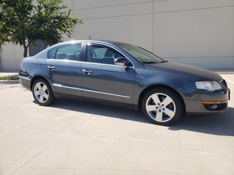 Volkswagen Passat Sedan 2009 price $5,900