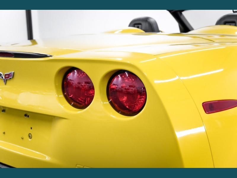 Chevrolet Corvette 2011 price $26,999