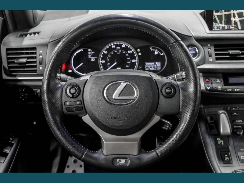 Lexus CT 200h 2015 price $22,179