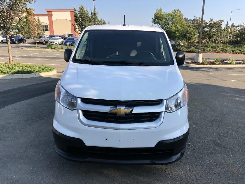 Chevrolet City Express Cargo Van 2017 price $14,800