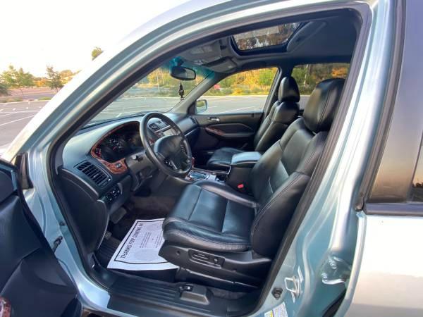 Acura MDX 2002 price $6,995