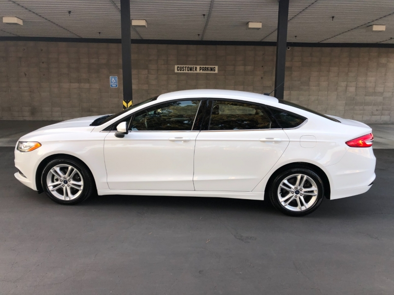 Ford Fusion 2018 price $9,995