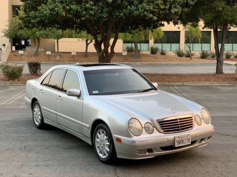 Mercedes-Benz  2001 price $4,850