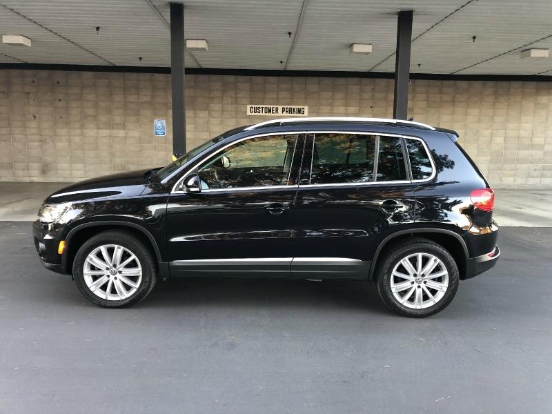 Volkswagen Tiguan 2016 price $14,995