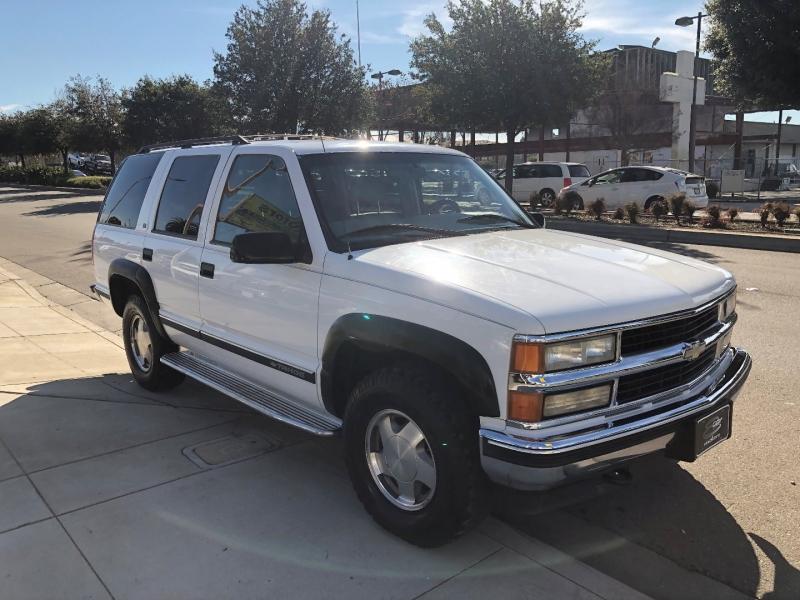 Chevrolet Tahoe 1999 price $5,900