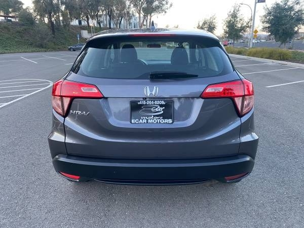 Honda HR-V 2017 price $13,500
