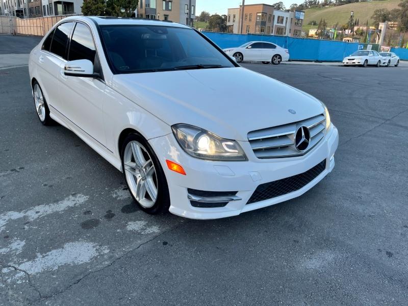 Mercedes-Benz C-Class 2013 price $11,495