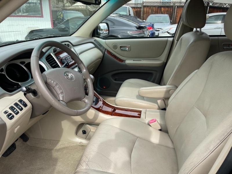 Toyota Highlander Hybrid 2007 price $7,995