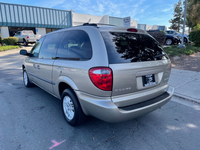 Dodge Caravan 2002 price $4,500