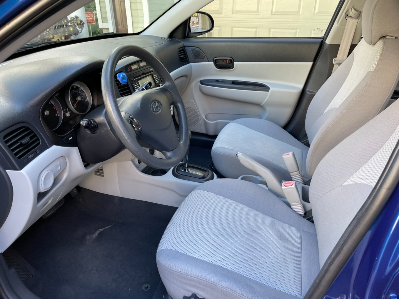 Hyundai Accent 2009 price $5,500