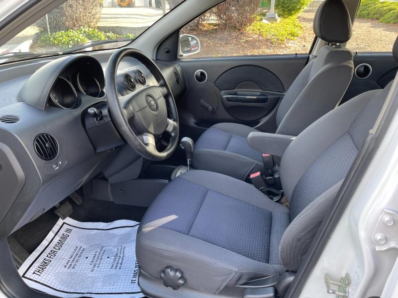 Chevrolet Aveo 2008 price $5,500
