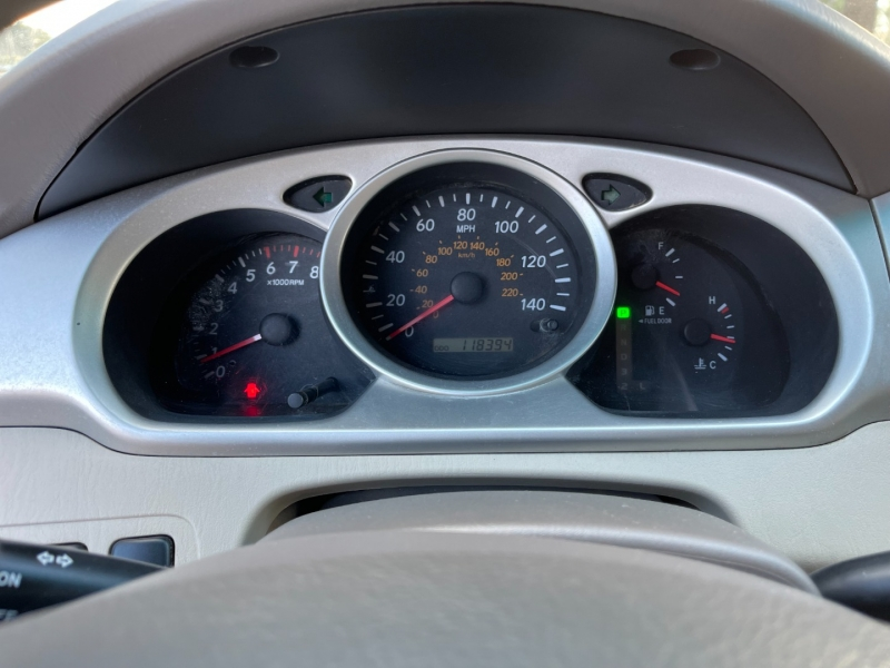 Toyota Highlander 2004 price $7,400