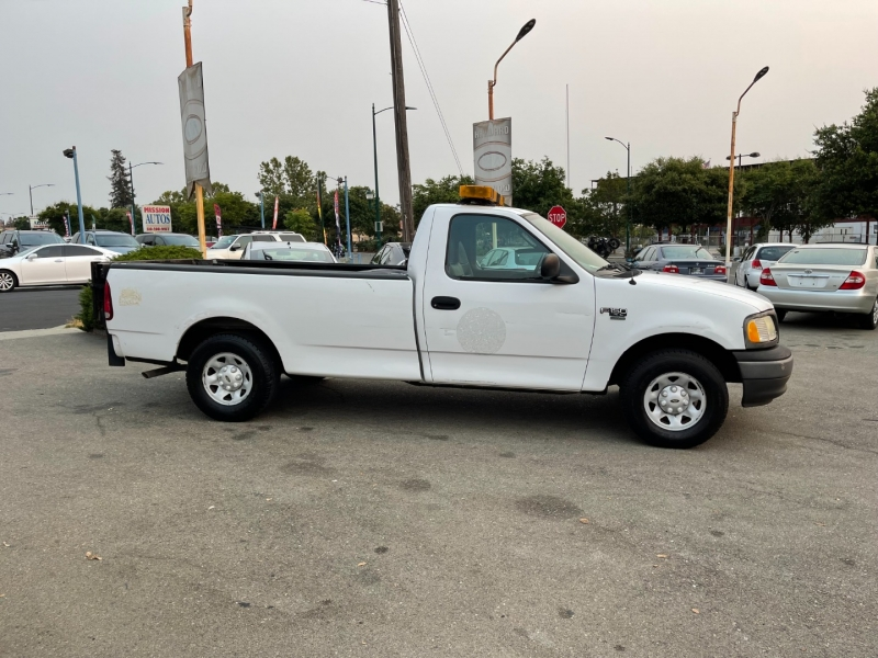 Ford F-150 2003 price $7,495