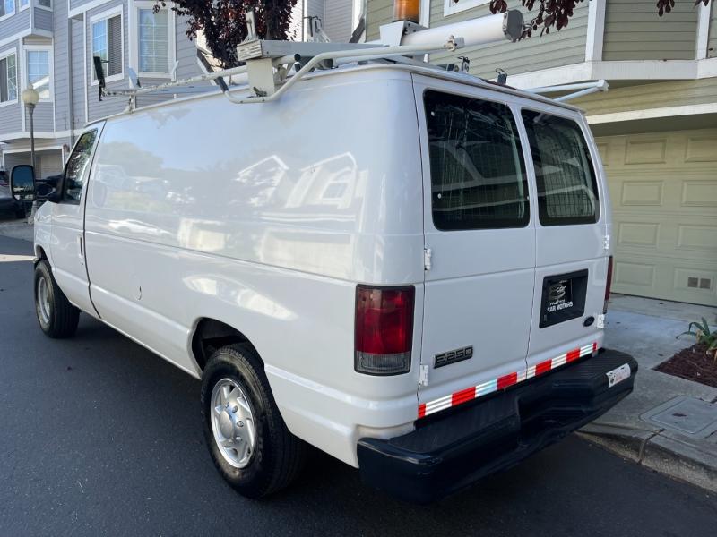 Ford Econoline Cargo Van 2010 price $10,995