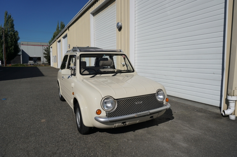 Nissan PAO 1989 price $0