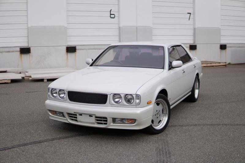 Nissan Gloria Gran Turismo 1993 price $11,000