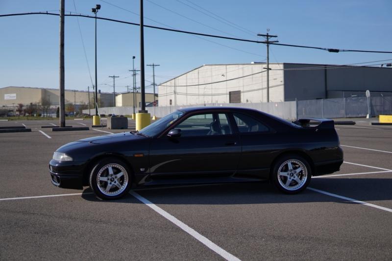 Nissan Skyline 1995 price $18,495