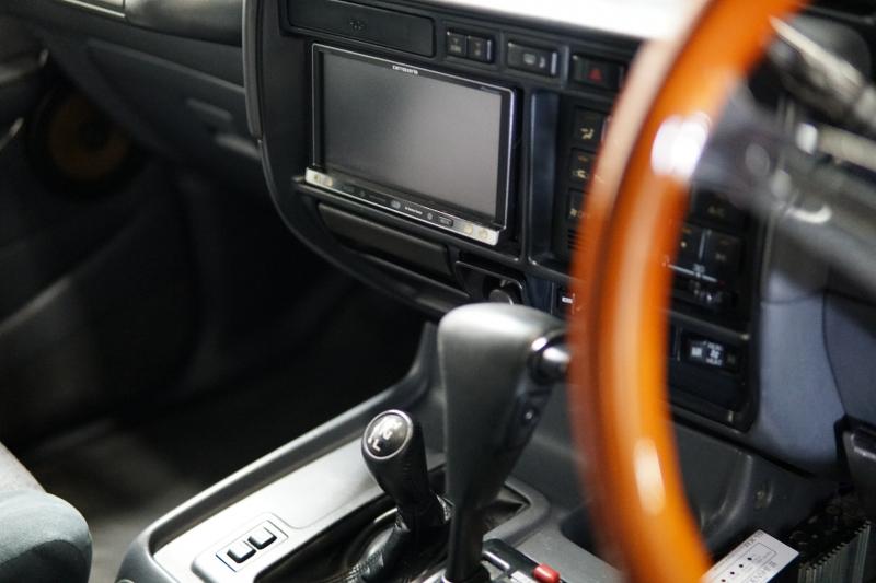 Toyota LAND CRUISER 80 VX LIMITED 4WD 1995 price $19,495
