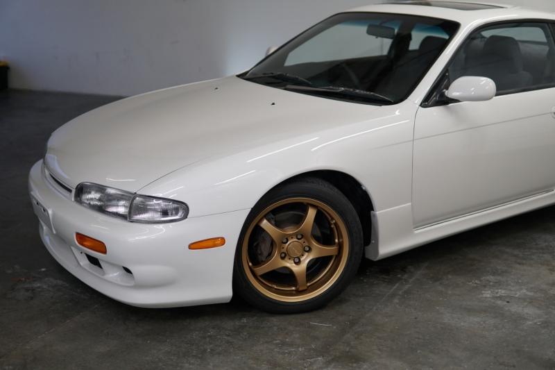 NISSAN SILVIA K'S S14 1993 price $0