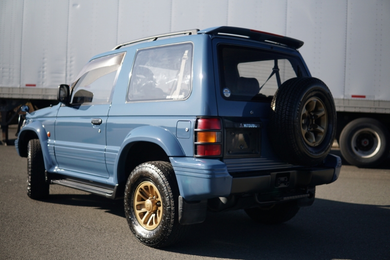 MITSUBISHI PAJERO 1995 price $12,495