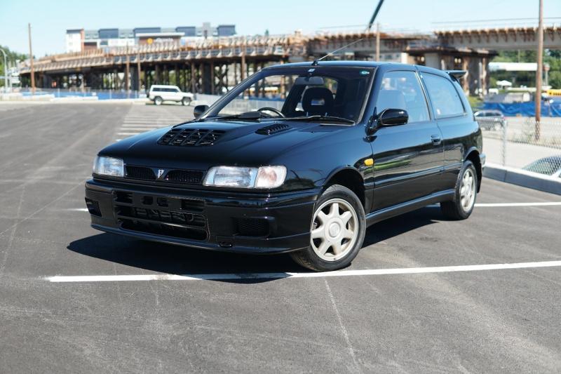 NISSAN PULAR GTI-R 1992 price $0