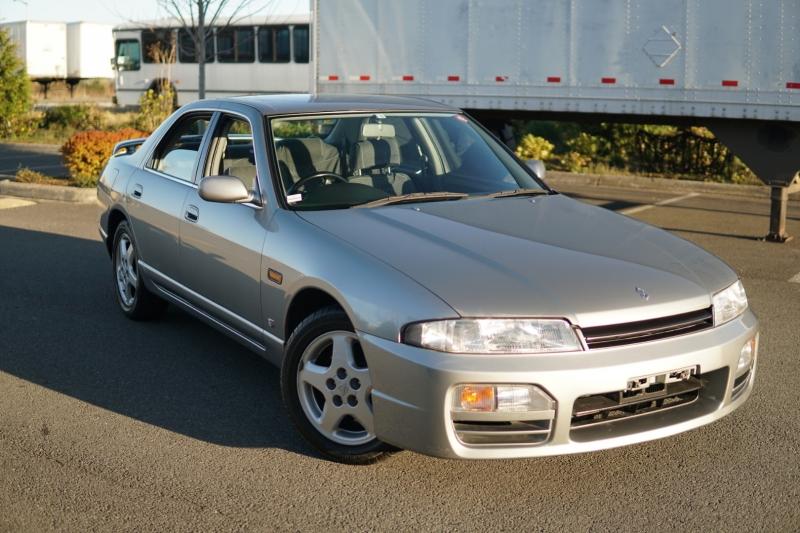 NISSAN SKYLINE R33 1996 price $0