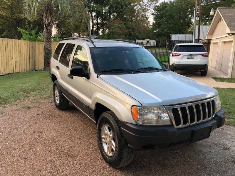 2003 jeep grand cherokee laredo long star group dealership in houston 2003 jeep grand cherokee laredo