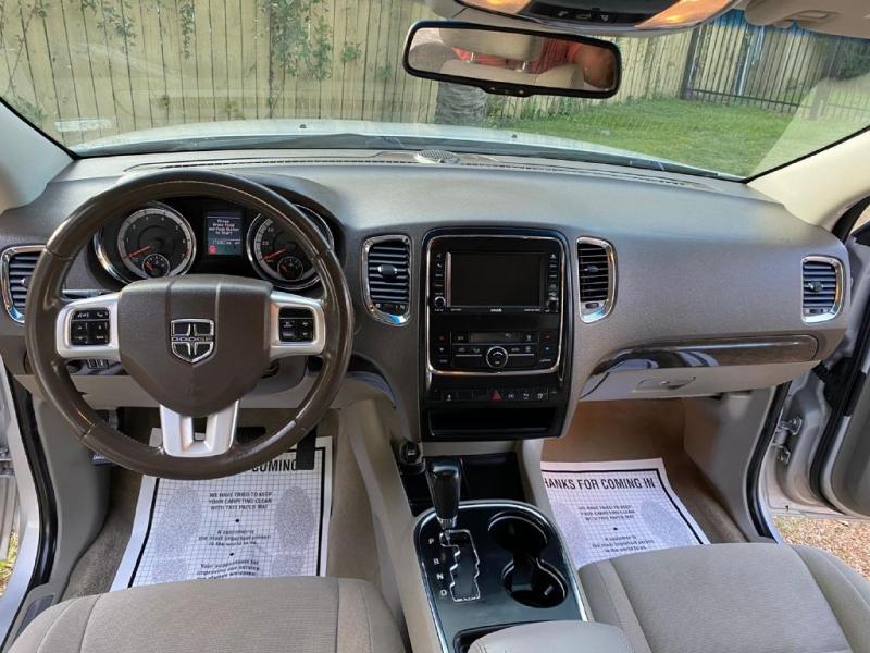 DODGE DURANGO 2012 price $10,500