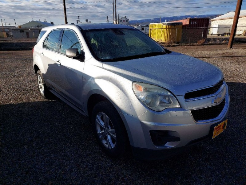 CHEVROLET EQUINOX 2012 price $8,495