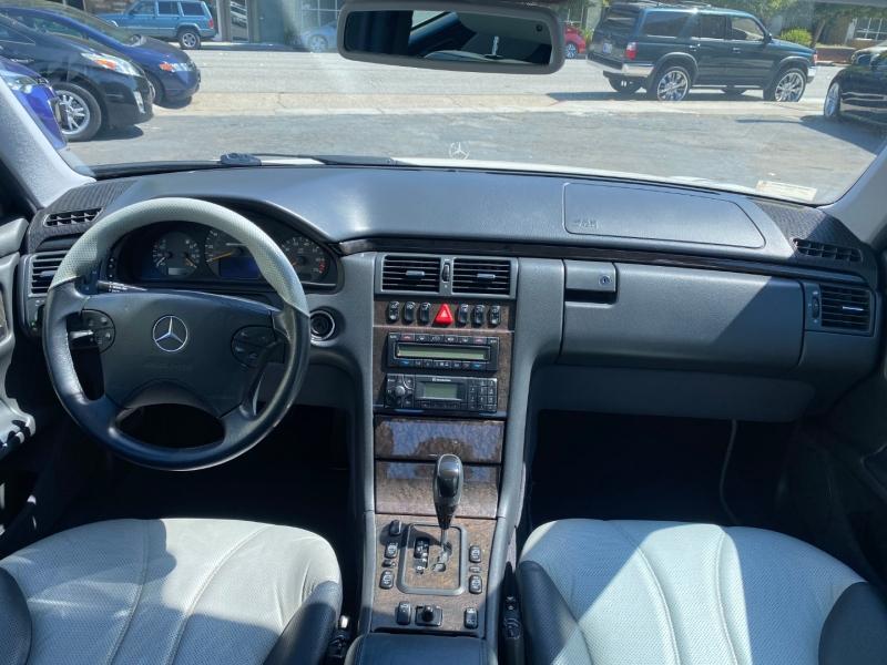Mercedes-Benz E-Class 2002 price $24,975
