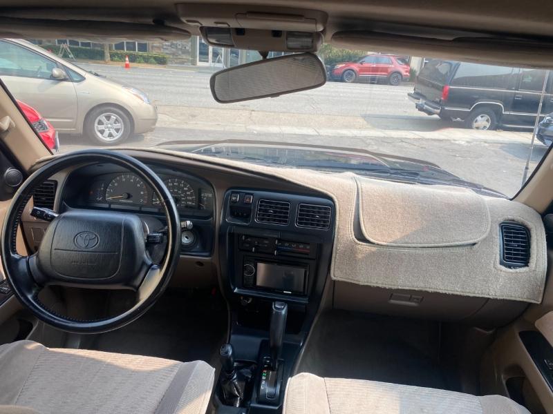 Toyota 4Runner 1996 price $9,975